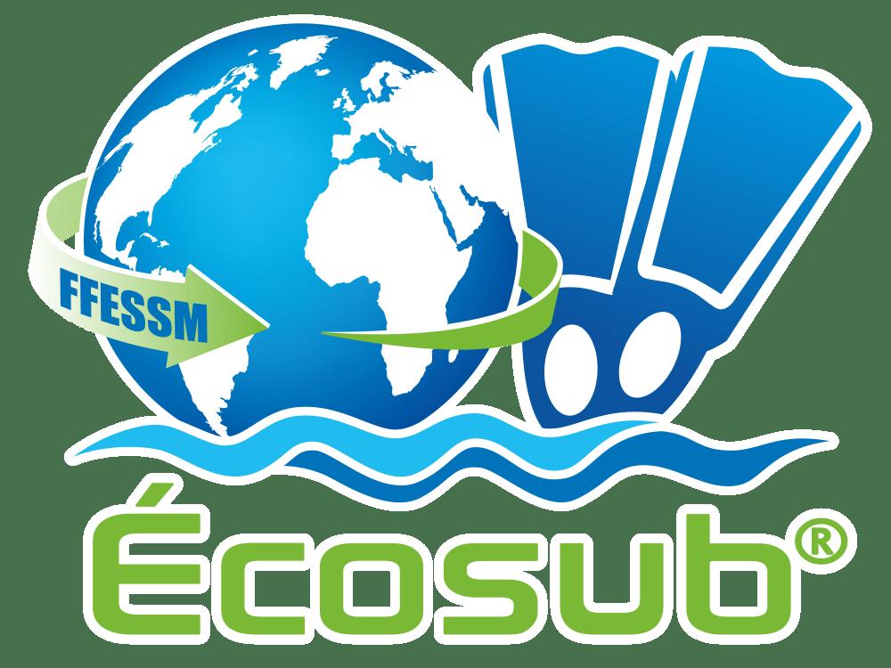 ecosub logo ffessm
