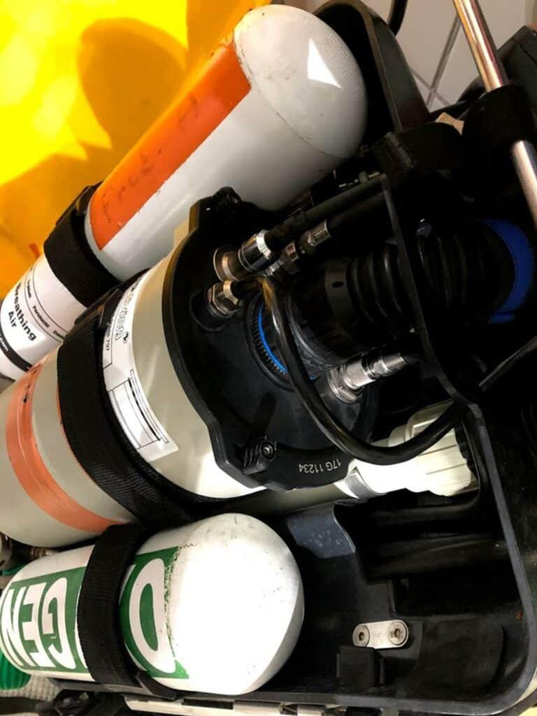 Le recycleur de plongée, une machine étonnante - AixPlo novembre 2019